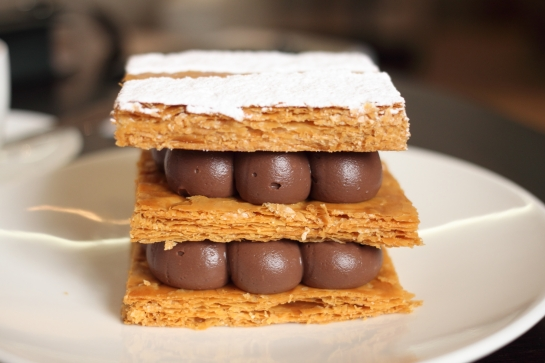 I've never liked millefeuilles. This changed that.
